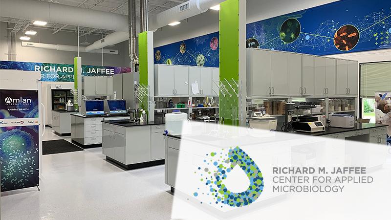 Richard M. Jaffee Center for Applied Microbiology Laboratory | Amlan International